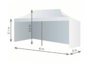 Party sátor 6×3