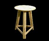 Könyöklő asztal fa
