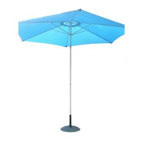 Álló napernyő kék