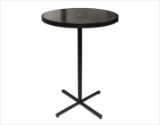 Könyöklő asztal fém