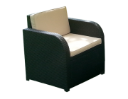 polyrattan-fotel